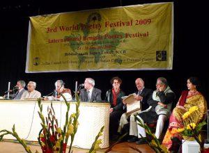 2009, gennaio – Bengali Poetry Festival (Calcutta, India)